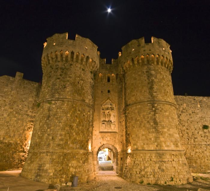 Rhodes Exploration And Athens Highlights